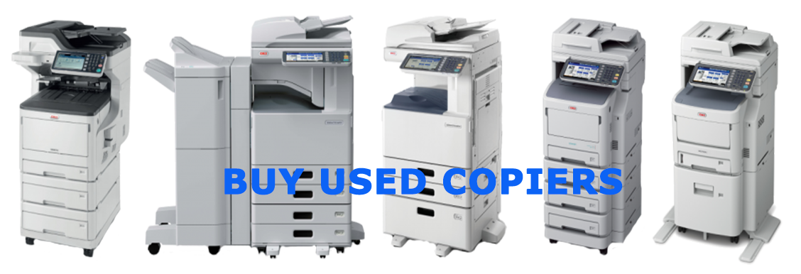 Buy Used Copiers Machine New York