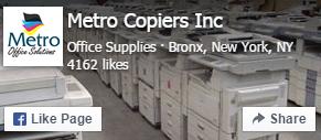 Metro Copiers Inc on Facebook